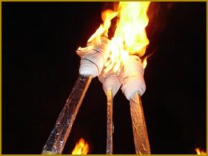 Lighting a torch for women