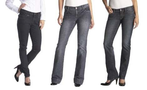 Designer jeans and interviews