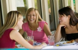 Women need their girlfriends for support, their health and wellbeing and their careers!