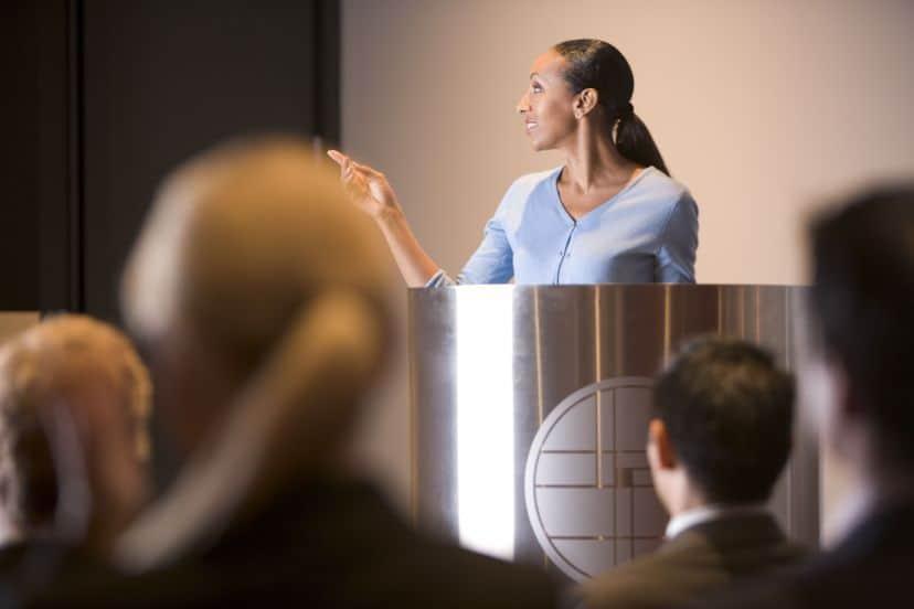 gender balanced conferences