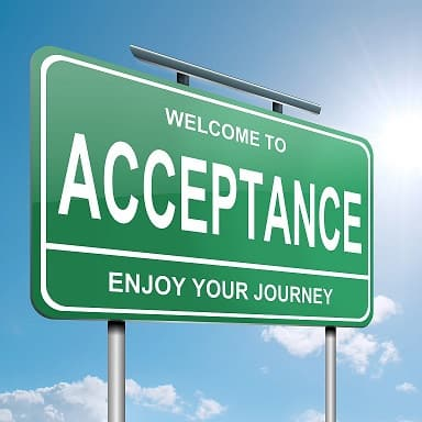 Alphabet for the Professional Woman: Acceptance