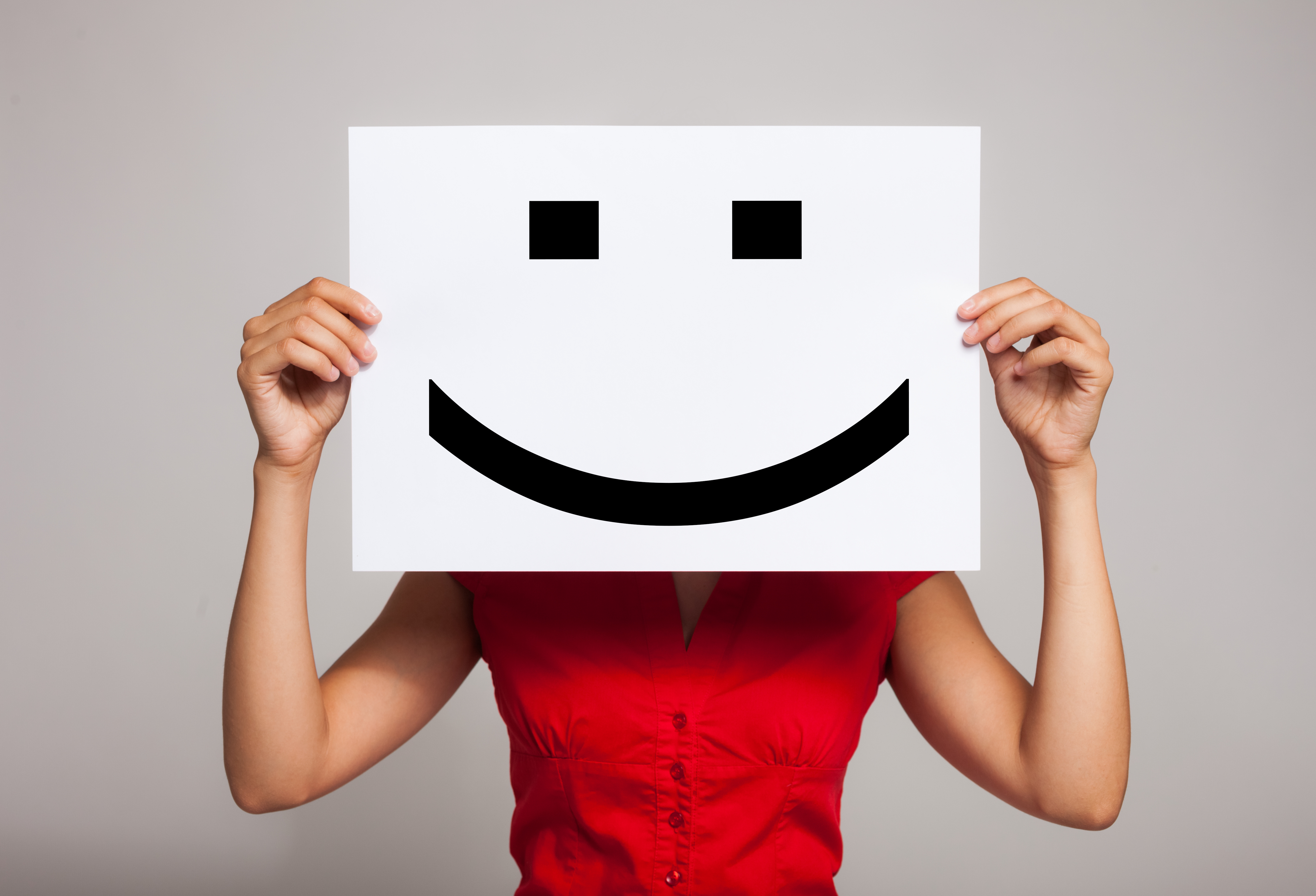 eight benefits to smiling
