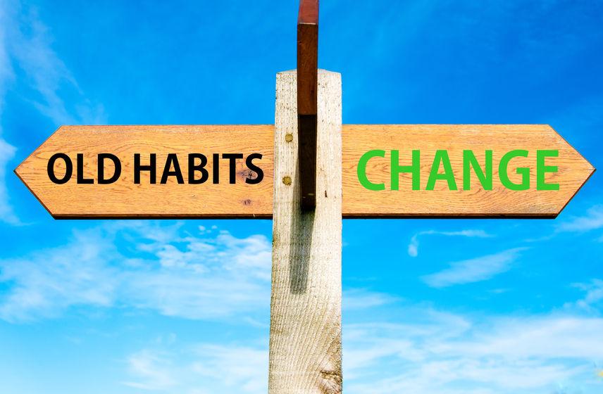 Old habits