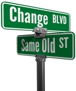 same old street