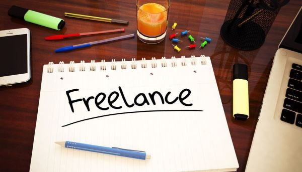 Freelancing is a female issue
