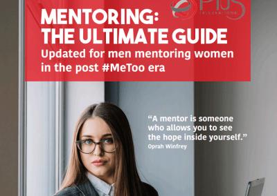 Men Mentoring Women Post #MeToo