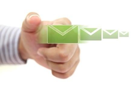 email address on LinkedIn