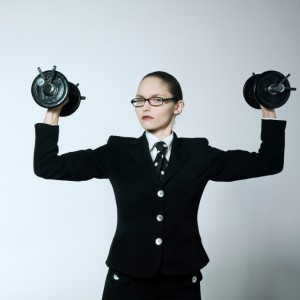 Self-confidence work-out
