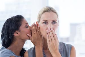 Office gossip -just don't