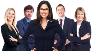 Corporate benefits of employee self - confidence