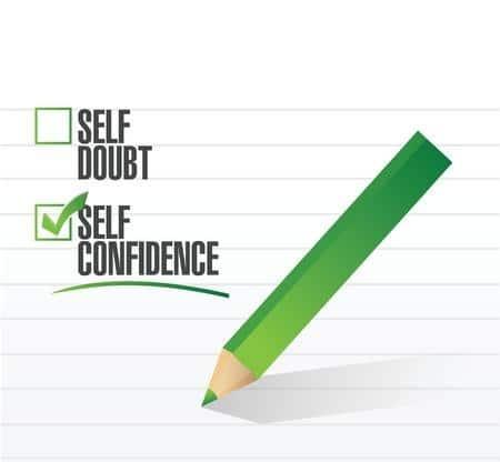 3 tricks to downsize self-doubt