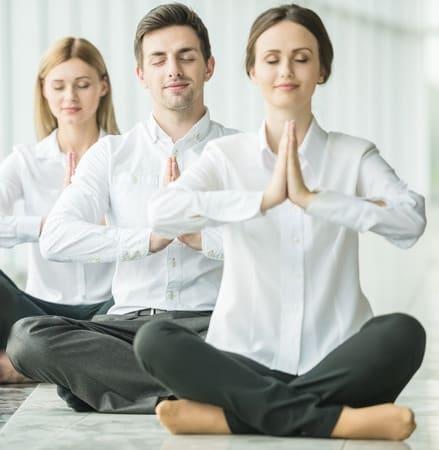 Taijiwuxigong & Meditation – body awareness