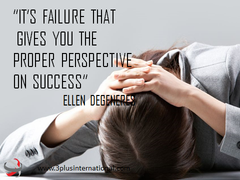 Failure needs to be reframed