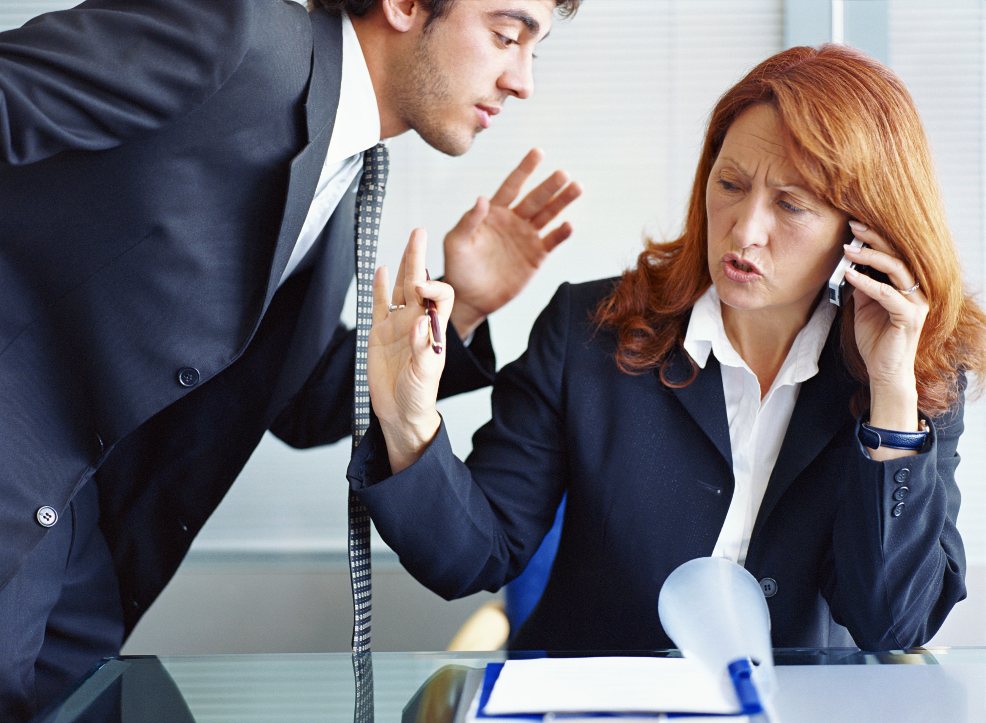 managing communication at work
