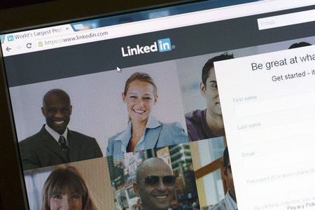 social media as your resume