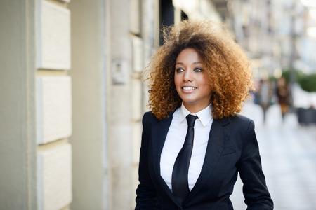 Black women's hair
