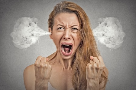 How to stop losing your temper