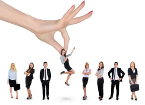 Recruiters need to do more to source women candidates