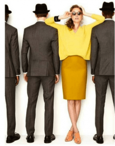 Blending in at networking – avoid it like the plague!