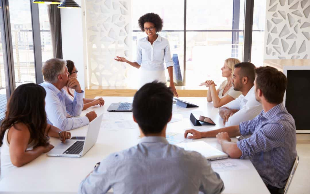 4 tips to create an engaging presentation