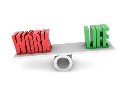 How smartphones stop work-life balance