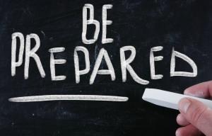Be prepared - prepare for meetings