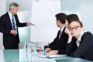 heard in meetings
