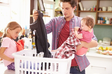 Dad, Daughters & Dishes: How To Close the Gender Gap