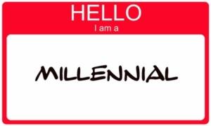 token millennial