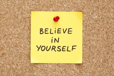 Unquenchable Self-Belief - Don't believe that your skills are limited to natural ability