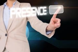 online professional presence