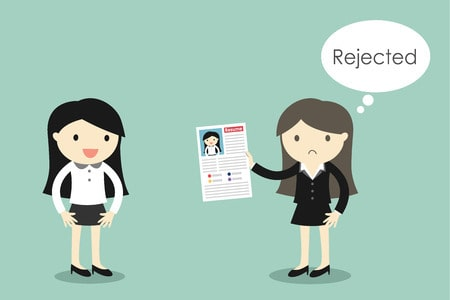 4 tips to handle job search rejection