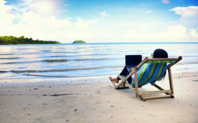 How to make the most of vacation time for your career