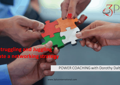 Strugglers and Jugglers #4 – Creating a Networking Strategy