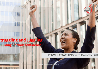 Strugglers and Jugglers #6 Building Your Confidence