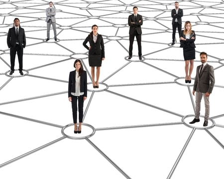 reluctant networker