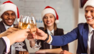 Don't become the office legend at the Christmas party