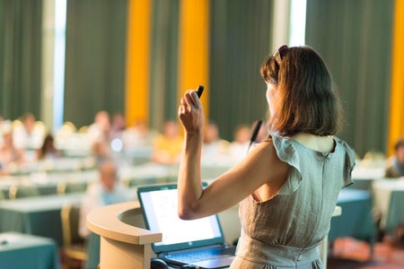 Featured Post: Why I favour conferences for women