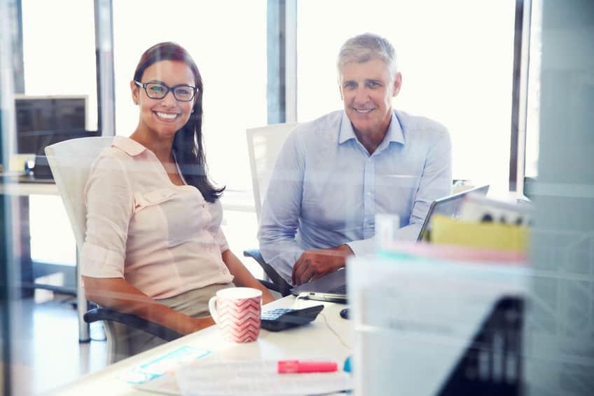Men pulling back on mentoring women