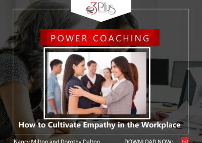 How to Cultivate Empathy in the Workplace