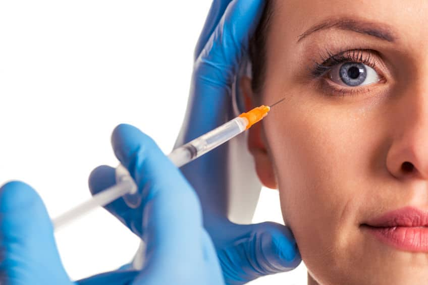 Knife or needle. Does cosmetic surgery boost your career?