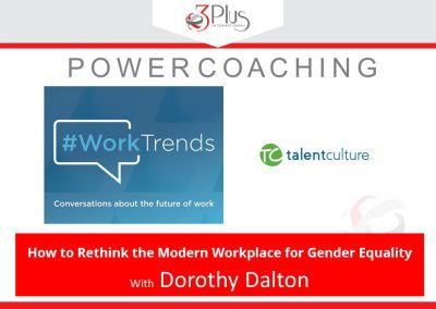 How to Rethink the Modern Workplace for Gender Equality
