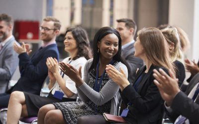 5 tips to make the most of a conference