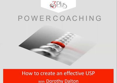 How to Create an Effective USP