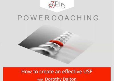 How to Create an Effective USP