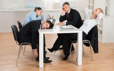 5 characteristics of disengaged employees