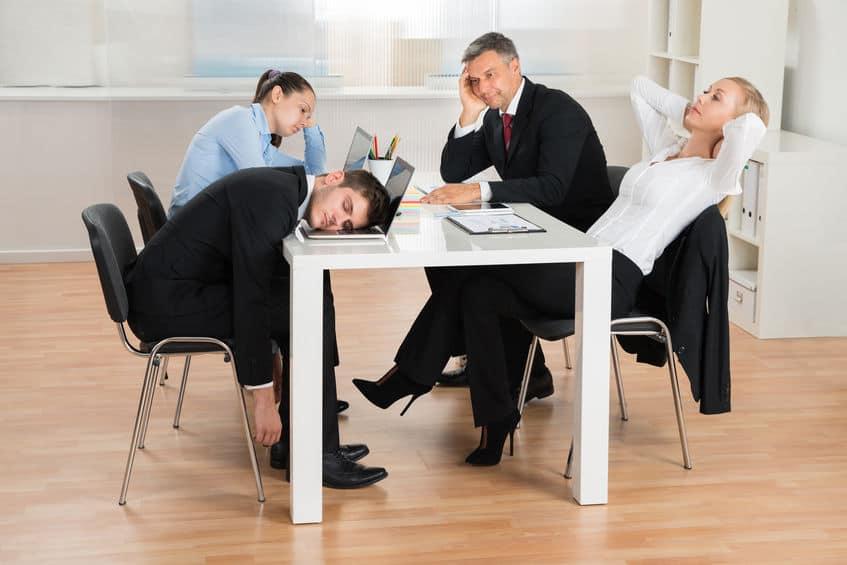 5 characteristics of disengaged employees