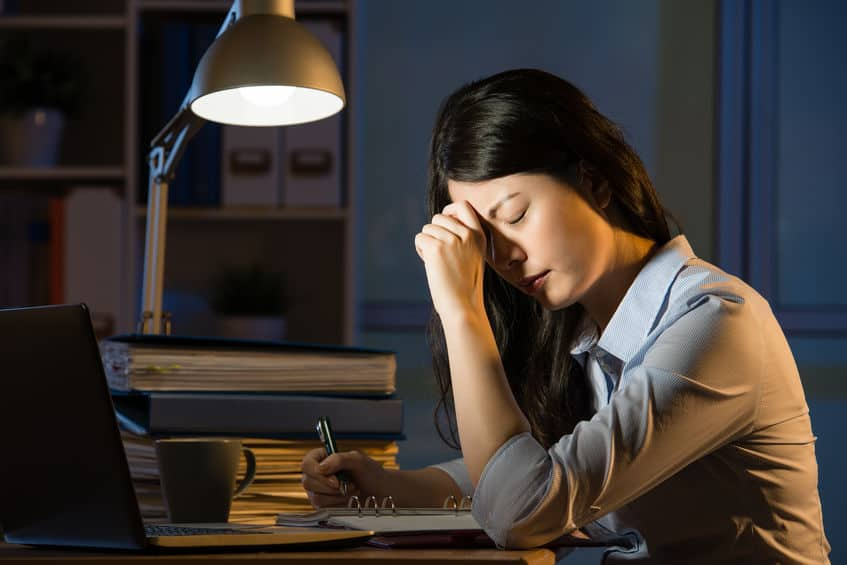 The normalization of deviance – the culture of overwork