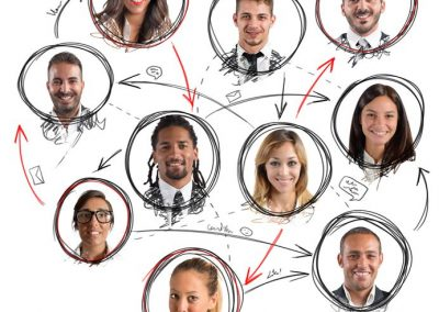 To build relationship capital, be a mindful networker