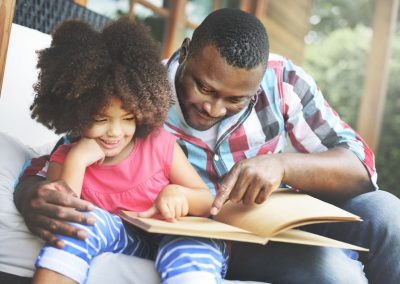 More women in leadership? Treat dads better